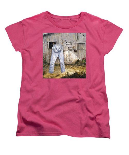 Old Friends Women's T-Shirt (Standard Cut)