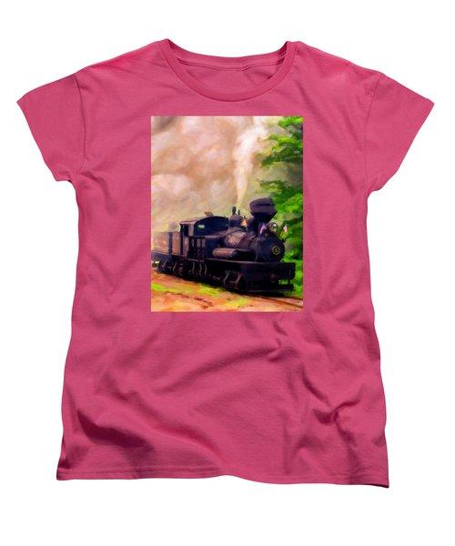 Old No. 5 Women's T-Shirt (Standard Cut) by Michael Pickett