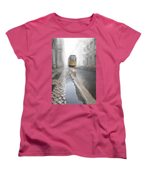 Out Of The Haze Women's T-Shirt (Standard Cut) by Jorge Maia
