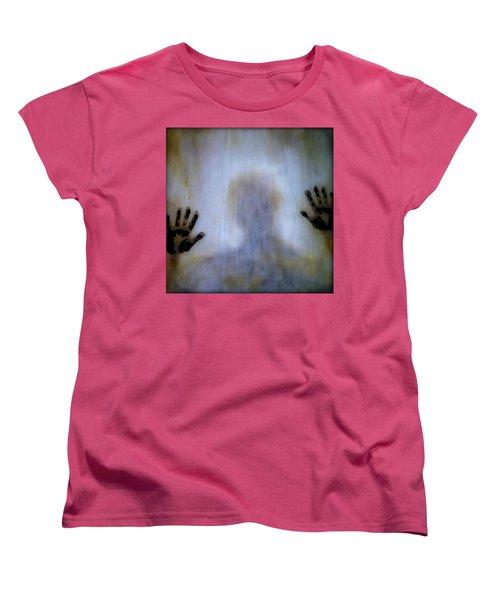 Outsider Women's T-Shirt (Standard Cut) by Lilia D