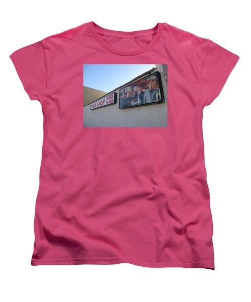 Pawn Stars Women's T-Shirt (Standard Cut) by Kay Novy