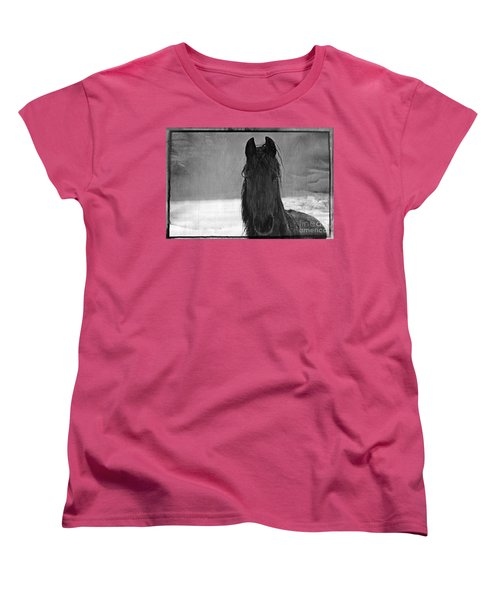 Peace In The Storm Women's T-Shirt (Standard Cut) by Michelle Twohig