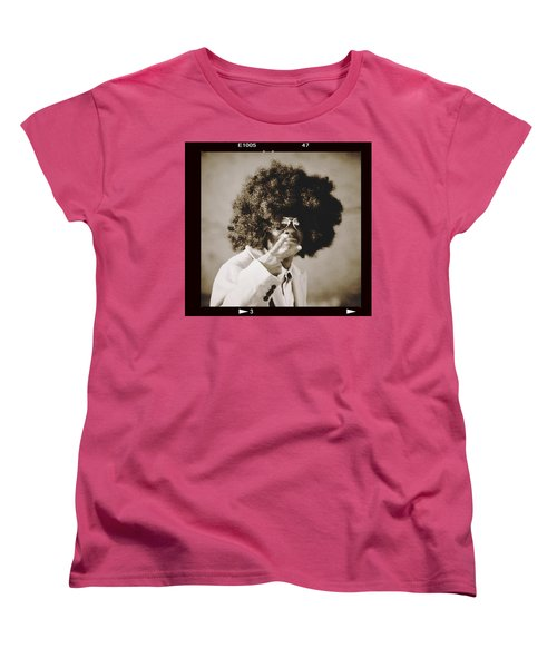 Women's T-Shirt (Standard Cut) featuring the photograph Peaceman by Alice Gipson