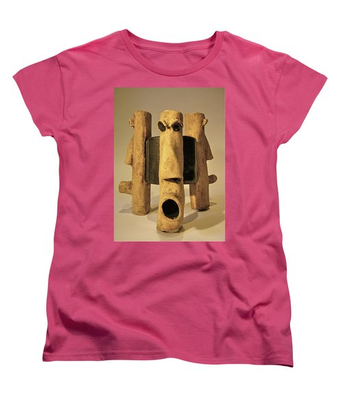 Perspectives Women's T-Shirt (Standard Cut) by Mario Perron