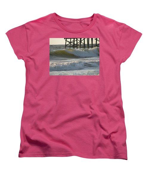 Pier Pressure Women's T-Shirt (Standard Cut)