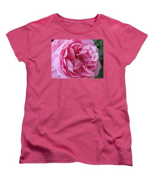 Women's T-Shirt (Standard Cut) featuring the photograph Pink Beauty by Pema Hou
