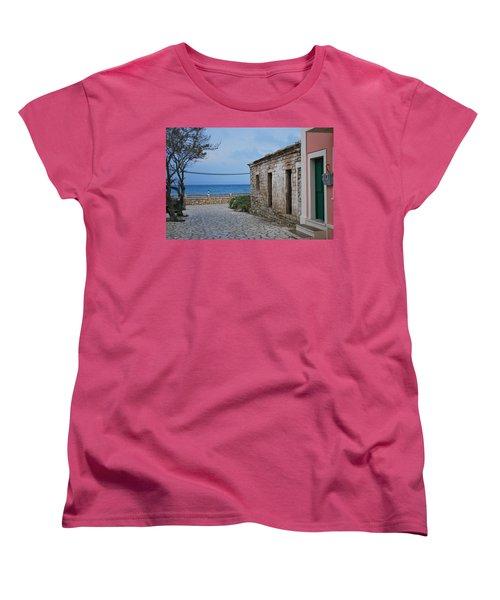 Porto Women's T-Shirt (Standard Cut) by George Katechis