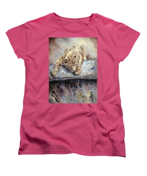 Pounce Women's T-Shirt (Standard Cut)