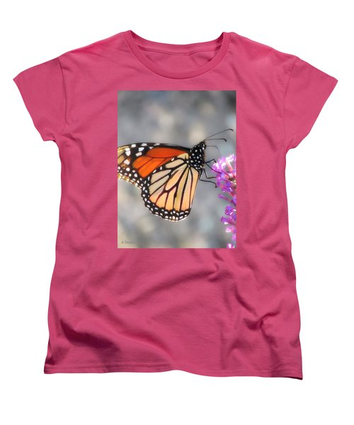 Preference For Pink Women's T-Shirt (Standard Cut)