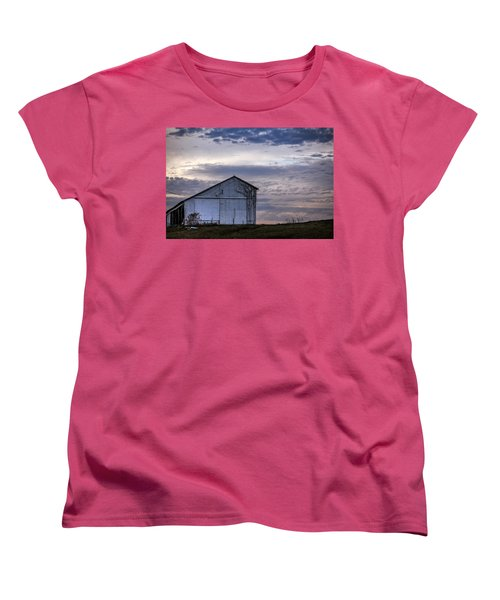 Women's T-Shirt (Standard Cut) featuring the photograph Pure Country by Sennie Pierson