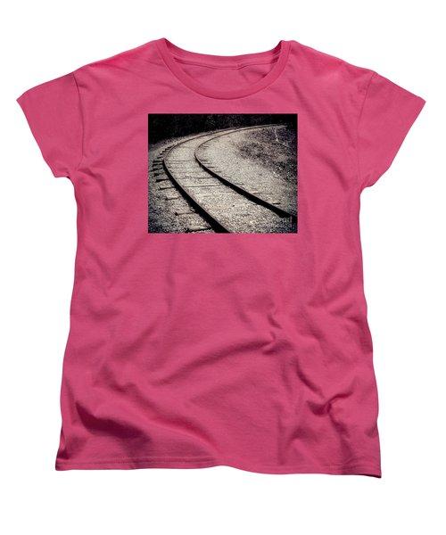 Rails Women's T-Shirt (Standard Cut) by Liz Masoner