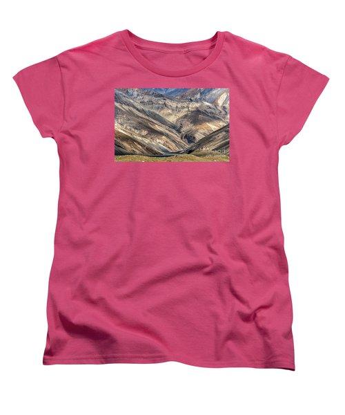 Rangdum Monastery, Rangdum, 2006 Women's T-Shirt (Standard Cut)