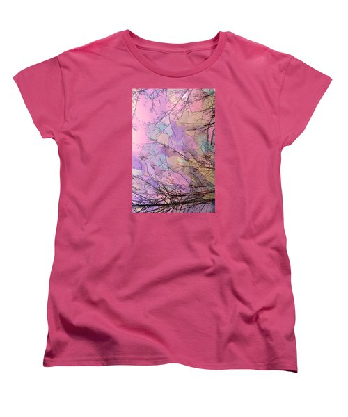 Rapture Women's T-Shirt (Standard Cut) by Kathy Bassett