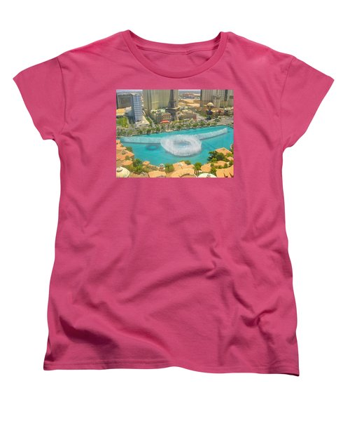 Women's T-Shirt (Standard Cut) featuring the photograph Release To Dance by Angela J Wright