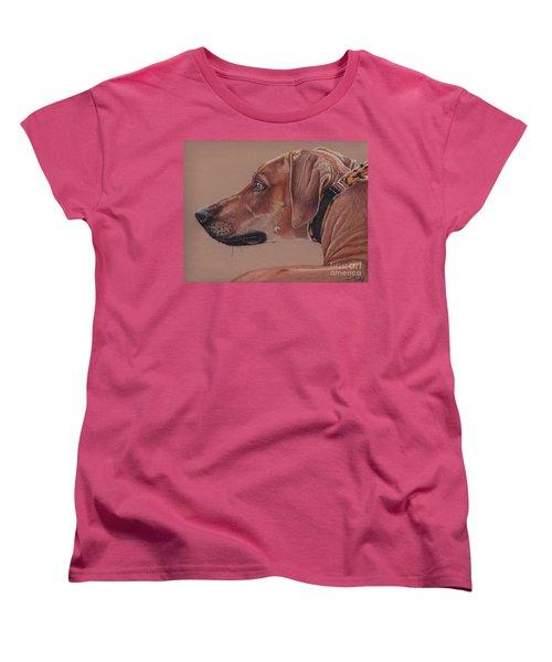 Rhodesian Ridgeback Women's T-Shirt (Standard Cut)