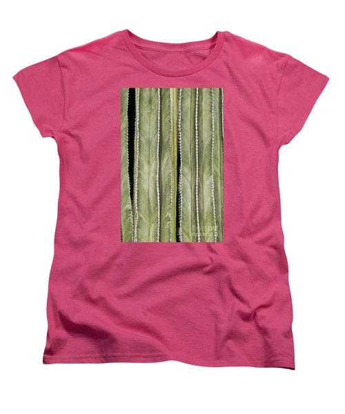 Ribs Women's T-Shirt (Standard Cut) by Kathy McClure