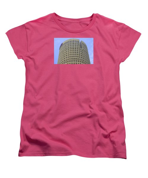 Round Architecture Women's T-Shirt (Standard Cut) by Laurie Perry