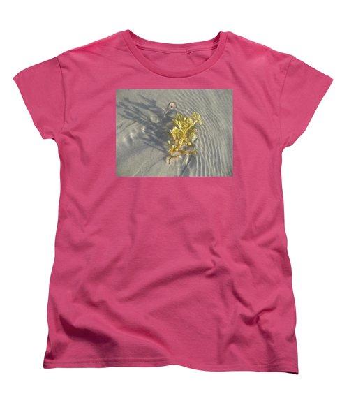 Seaweed Sand Women's T-Shirt (Standard Cut)