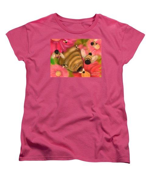 Secret Life Of Bees Women's T-Shirt (Standard Cut)