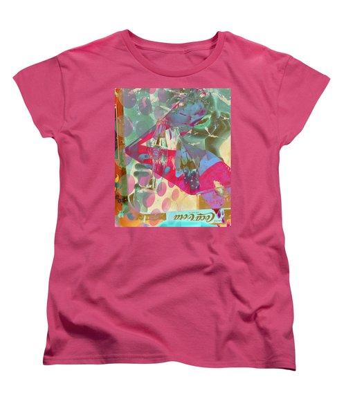 Seduction Of Soda  Women's T-Shirt (Standard Cut) by Jerry Cordeiro