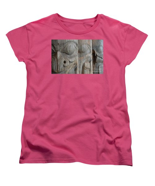 Seeing Through The Centuries Women's T-Shirt (Standard Cut) by Brian Boyle