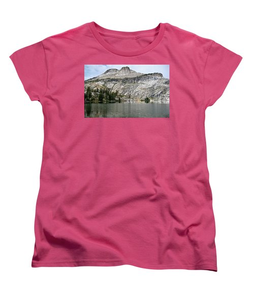 Women's T-Shirt (Standard Cut) featuring the photograph Serenity by Brian Williamson