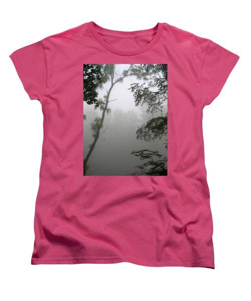 Serenity Women's T-Shirt (Standard Cut) by Craig T Burgwardt