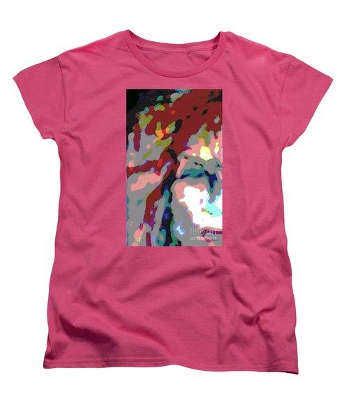 She Has Found Her Way Women's T-Shirt (Standard Cut) by Jacqueline McReynolds
