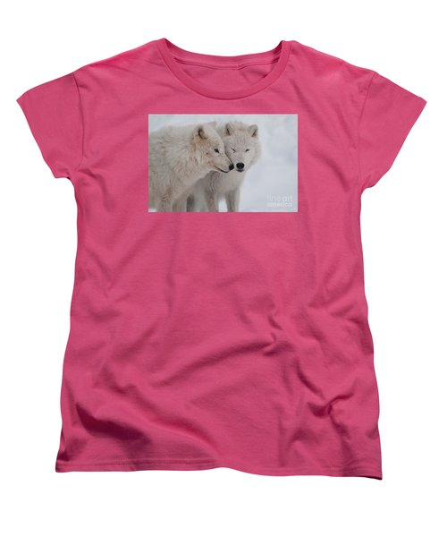 Snuggle Buddies Women's T-Shirt (Standard Cut)