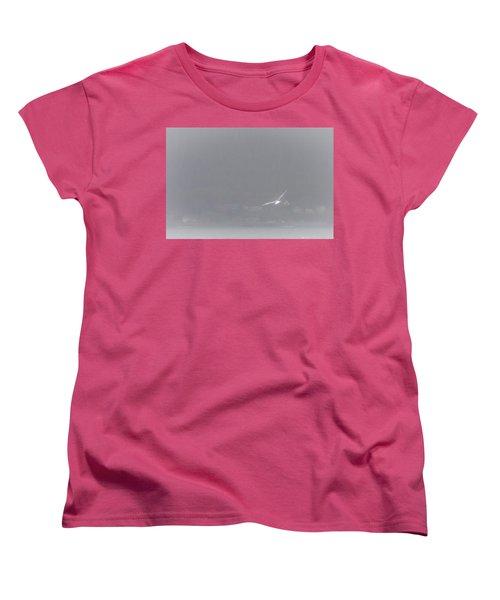 Soaring Home Women's T-Shirt (Standard Cut) by Melinda Ledsome