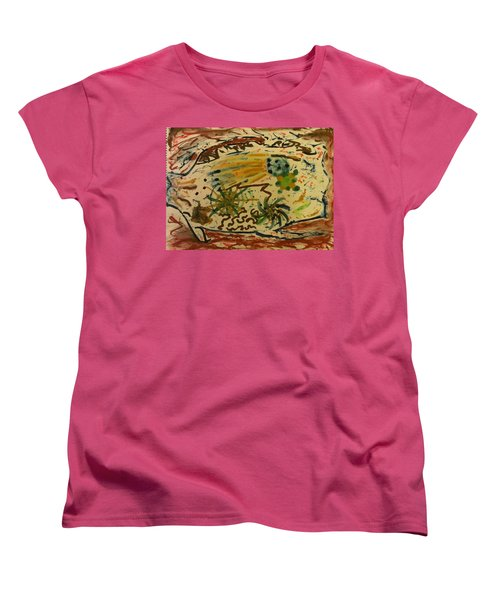 Evolution Women's T-Shirt (Standard Cut) by Thomasina Durkay