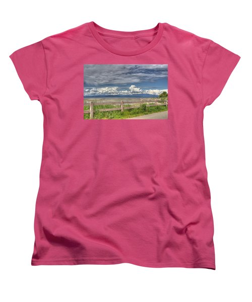 Spring Afternoon Women's T-Shirt (Standard Cut) by Randy Hall