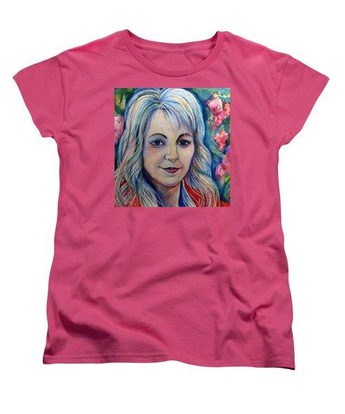 Spring Girls. Part Two Women's T-Shirt (Standard Cut) by Anna  Duyunova