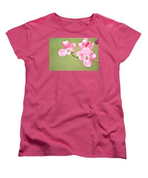 Spring Harbinger Women's T-Shirt (Standard Cut) by Sonali Gangane