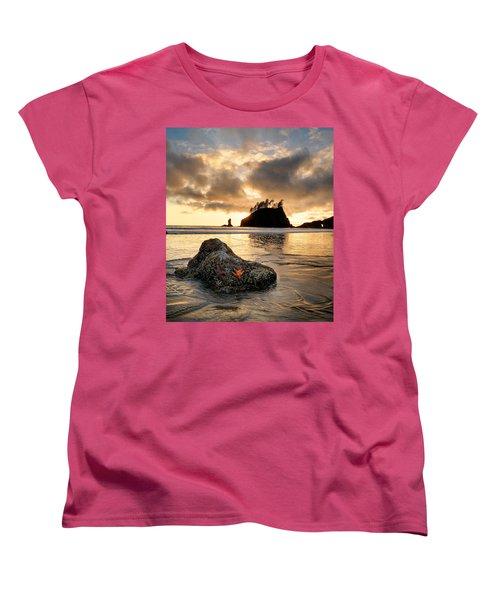 Starfish Women's T-Shirt (Standard Cut) by Leland D Howard