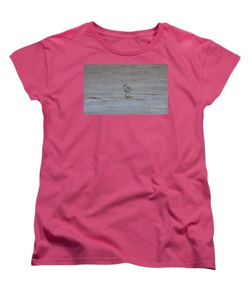 Women's T-Shirt (Standard Cut) featuring the photograph Strolling by James Petersen