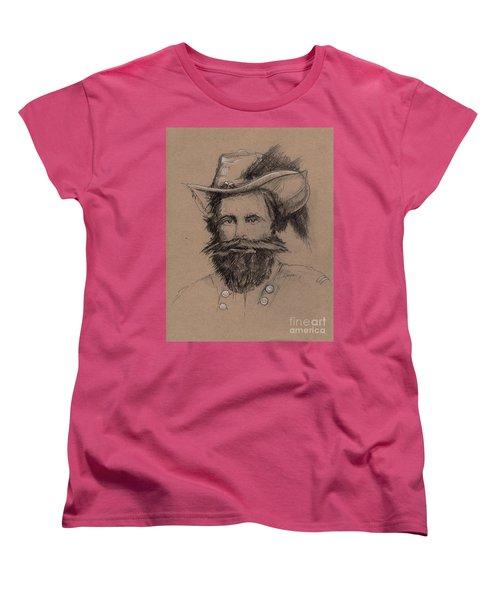 Stuart's Rebuke Women's T-Shirt (Standard Cut) by Scott and Dixie Wiley
