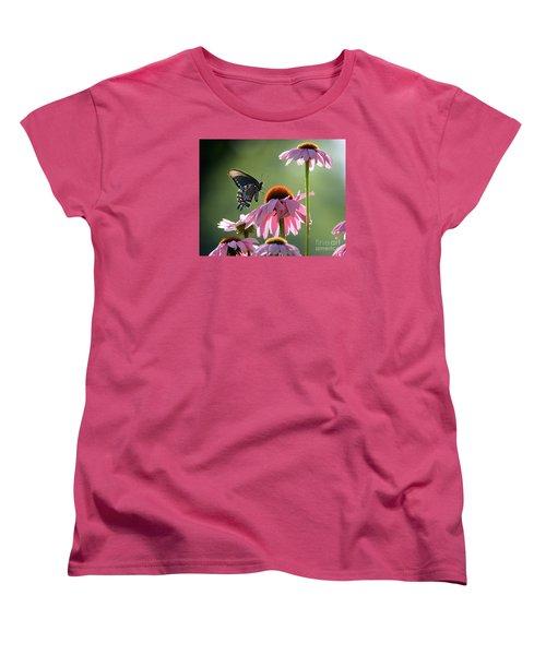 Summer Morning Light Women's T-Shirt (Standard Cut) by Nava Thompson