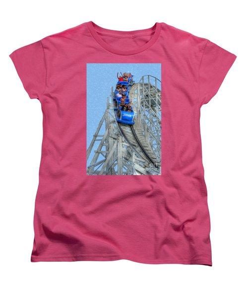 Summer Time Thriller Women's T-Shirt (Standard Cut) by Juli Scalzi