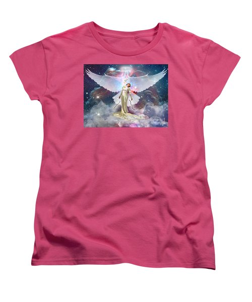 Surrendered Bride Women's T-Shirt (Standard Cut) by Dolores Develde
