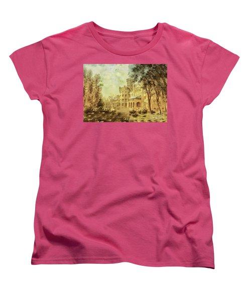 Sybillas Palace Women's T-Shirt (Standard Cut) by Mo T