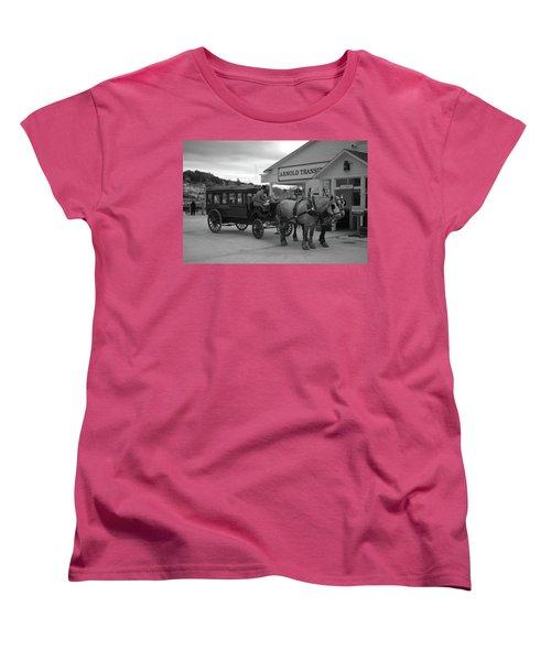 Taxi 10416 Women's T-Shirt (Standard Cut) by Guy Whiteley