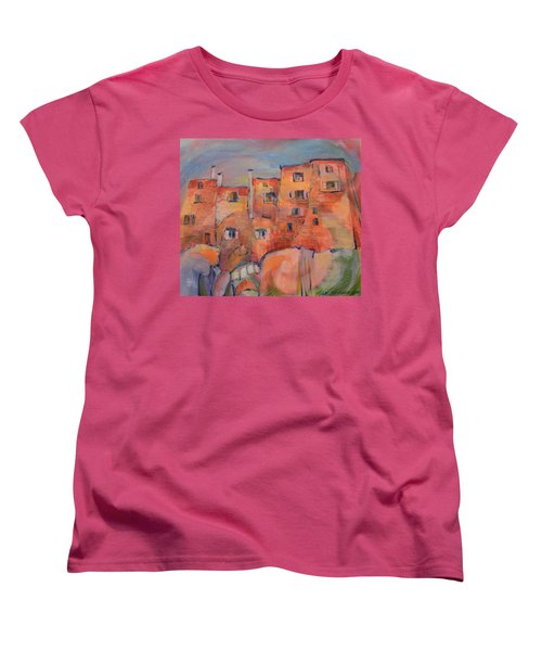 The City Walls Watch Women's T-Shirt (Standard Cut)