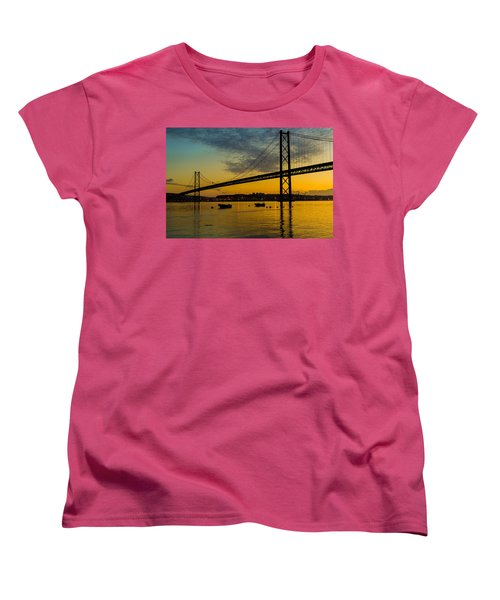 The Dawn Of Day I Women's T-Shirt (Standard Cut) by Marco Oliveira