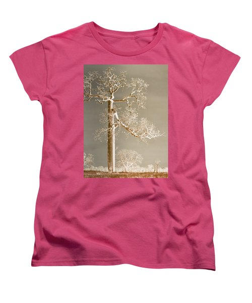 The Dreaming Tree Women's T-Shirt (Standard Cut) by Holly Kempe