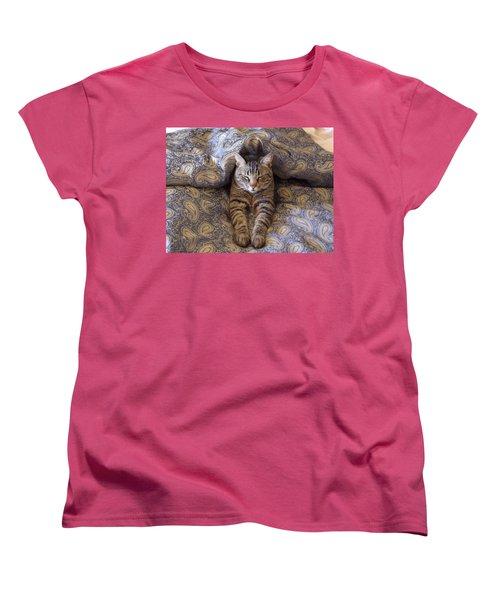 The Guru Will See You Now Women's T-Shirt (Standard Cut) by David S Reynolds