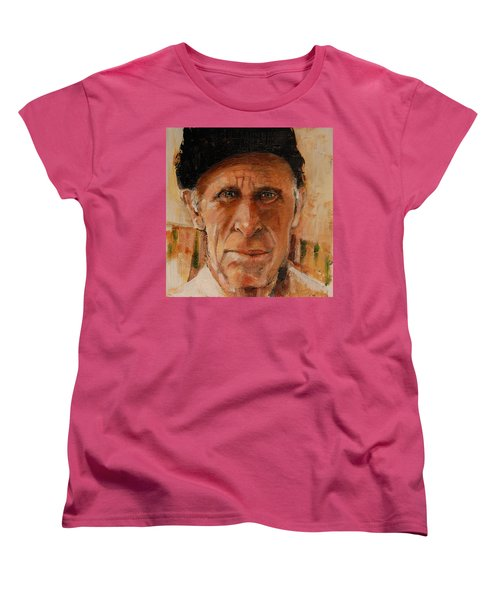 The Gillie Women's T-Shirt (Standard Cut) by Jean Cormier