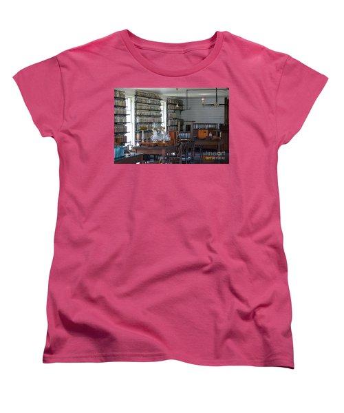 The Laboratory Women's T-Shirt (Standard Cut) by Patrick Shupert