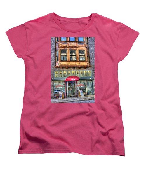 The Majestic Restaurant Women's T-Shirt (Standard Cut) by Liane Wright