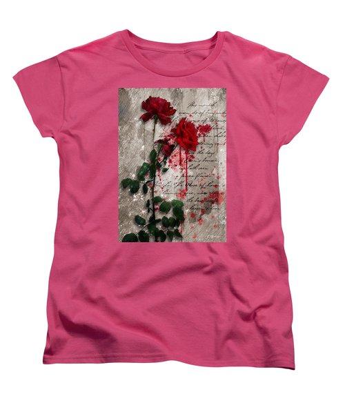 The Rose Of Sharon Women's T-Shirt (Standard Cut)